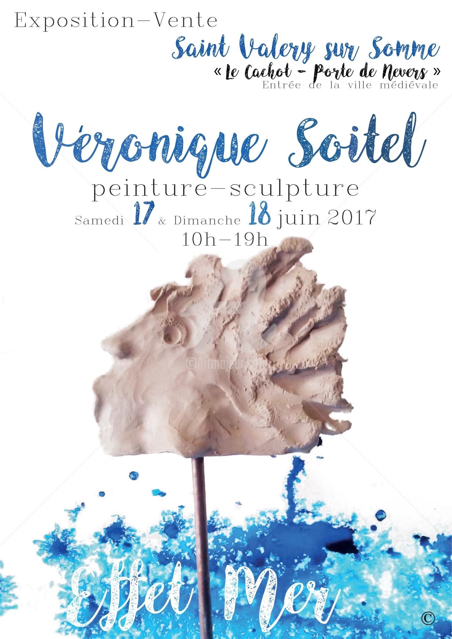 Véronique Soitel - EFFET MER